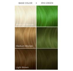 Iris Green -  Arctic Fox -  Зеленая краска для волос