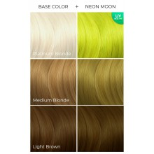 Neon Moon - Arctic Fox - Желтая краска для волос