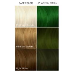 Phantom Green -  Arctic Fox - Темно зеленая краска для волос