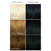 Transylvania -  Arctic Fox - Черная краска для волос