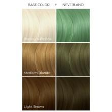 Neverland -  Arctic Fox - Зеленая краска для волос