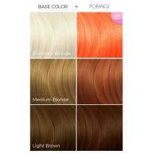 Porange  *UV REACTIVE NEON - Arctic Fox - Оранжевая краска для волос